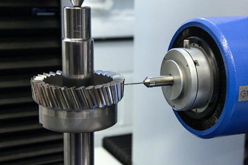 Full inspection and reporting service for gear cutting tools.